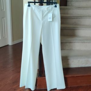 CAbi Carol Anderson By Invitation Ivory Trouser NW